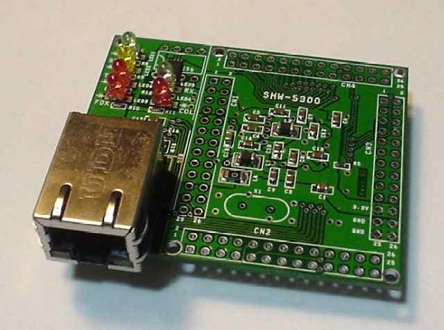 SHW5300 製作例 オモテ面